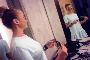 Redaktorki Lula.pl pozuj� w okularach - zobaczcie zdj�cia z backstage'u sesji!