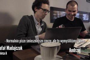 Ca�a Polska dzi� si� �mieje! Czyli co wynik�o ze spotkania Andrzeja Milewskiego z Rafa�em Madajczakiem