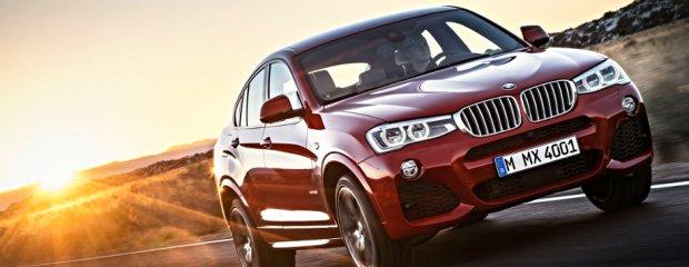 Nowe BMW X4 | Kolejna nisza zapełniona