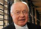 Arcybiskup Weso�owski w areszcie domowym