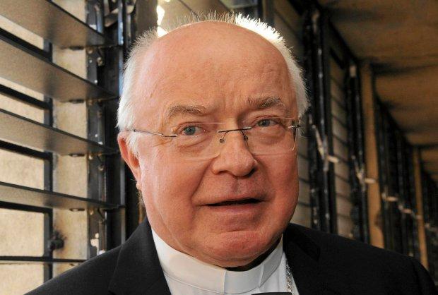 Były abp Józef Wesołowski