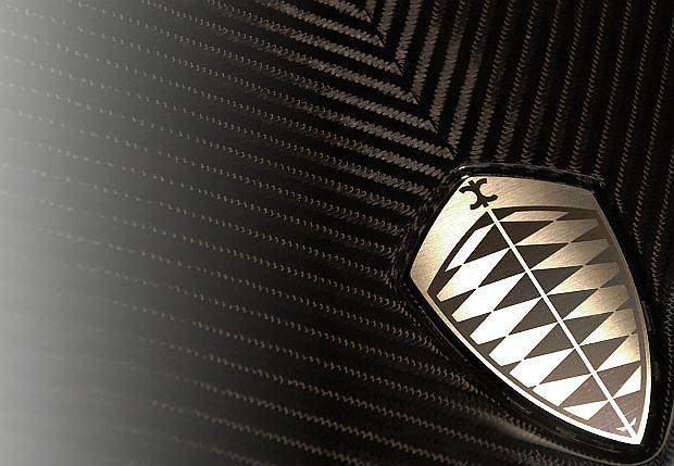 Logo Koenigsegga