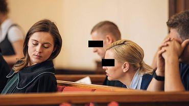 Proces Amber Gold,poniedziałkowa rozprawa