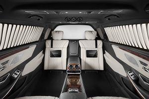 Mercedes-Maybach S600 Pullman Guard | Opancerzony okręt flagowy