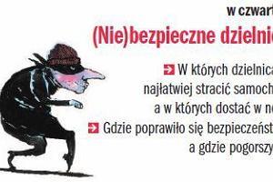 """Nowy cykl redakcyjny""""(Nie) bezpieczne dzielnice"""" w sto�ecznym wydaniu """"Gazety Wyborczej"""""""