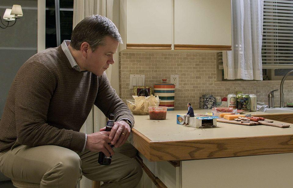 Matt Damon w filmie 'Pomniejszenie'