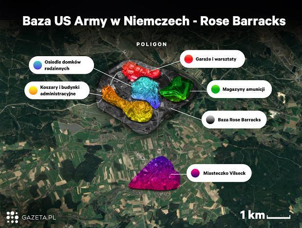 Rose Barracks - baza brygady US Army w Niemczech
