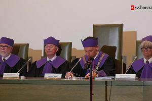 Sąd Najwyższy: prezydent Duda nie mógł ułaskawić Mariusza Kamińskiego