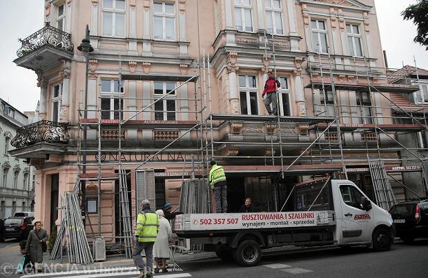 Zdjęcie numer 0 w galerii - Kolejna kamienica Święcickiego idzie do remontu