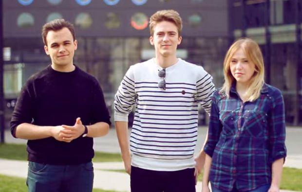 Studenci z Wrocławia nagrali filmik, który ma zachęcić Internautów do wsparcia ich wyjazdu