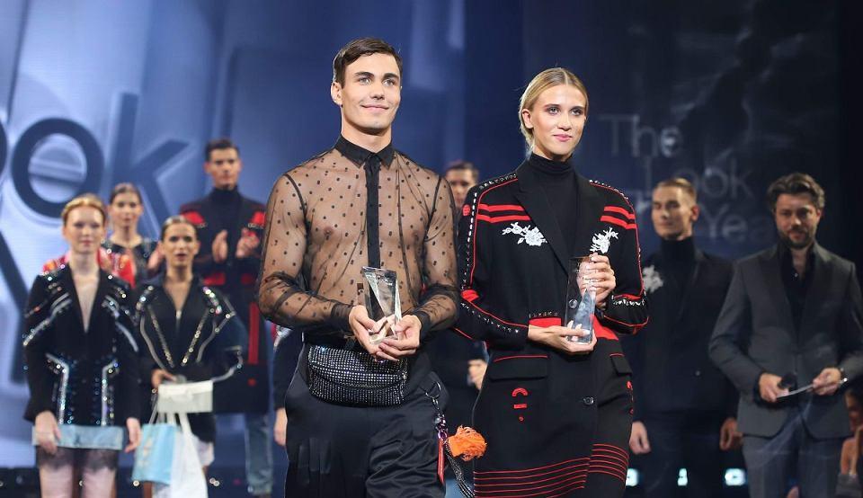 Kasper Nowakowski, zwycięzca polskiego finału The Look Of The Year