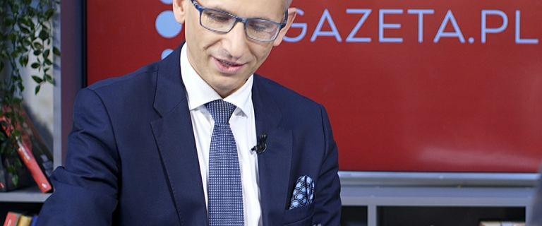 Kwiatkowski dla Gazeta.pl: NIK kontroluje, czy w Polsce są łamane prawa podatnika