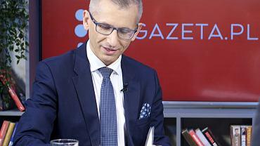 Poranna rozmowa na żywo w Gazeta.pl. Gościem Krzysztof Kwiatkowski