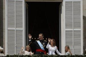 Hiszpania ma nowego kr�la. Filip VI zosta� zaprzysi�ony, poprzedni kr�l si� nie przygl�da�