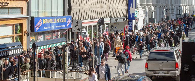 Legalna marihuana w Kanadzie. Ludzie szturmują sklepy, po 2 dniach niemal kończą się zapasy