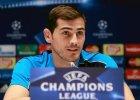 Liga Mistrz�w. Iker Casillas wyr�wna� rekord Xaviego