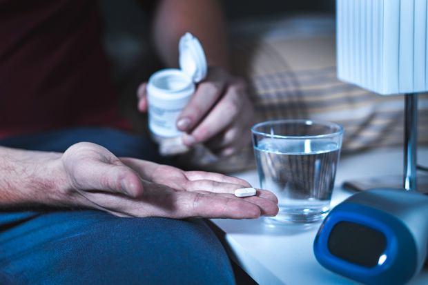 Leki nasenne - rodzaje, działanie, stosowanie