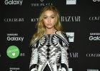 Modelka Gigi Hadid w sukience z najnowszej kolekcji Balmain x H&M - oceniamy stylizację!