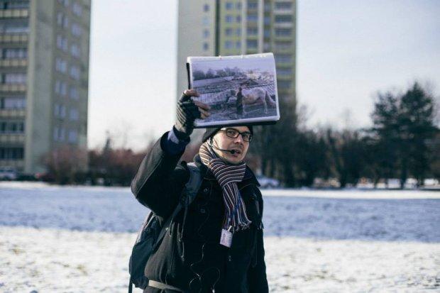 Darmowe spacery po Warszawie