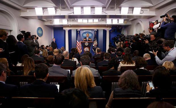 Obama: Donald Trump zapewnił, że utrzyma strategiczne sojusze USA