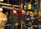 Nowy sprzęt dla ratowników górniczych: specjalne bokserki oraz koszulki z pulsometrem