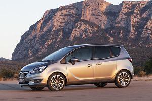 Opel Meriva - Euro 6 i chrom