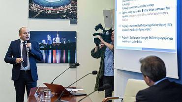 Profesor Jacek Jemielity prezentował w Warszawie wyniki badań i ich ekonomiczne konsekwencje