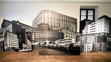 Gmachy budowane w Warszawie w dwudziestoleciu międzywojennym
