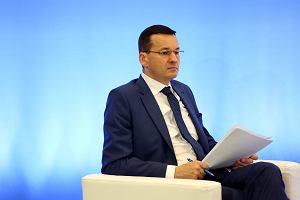 Wicepremier Morawiecki pojechał do USA i opowiada tam nieprawdę o Polsce