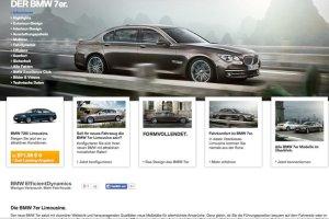 Strona prawd� Ci powie | BMW 720i