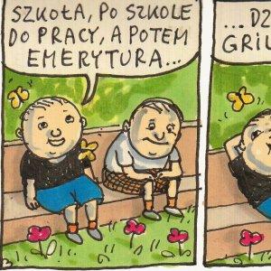 Raczkowski o �yciu