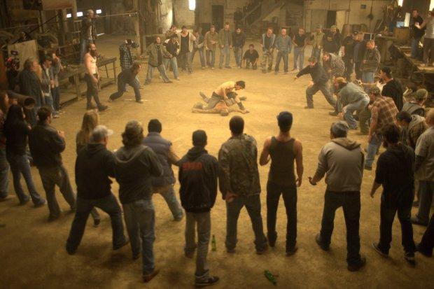 Zdjęcie numer 4 w galerii - Walki uliczne i zemsta. Świetny thriller ... Christian Bale