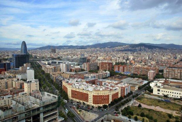 Diagonak Avenue Barcelona