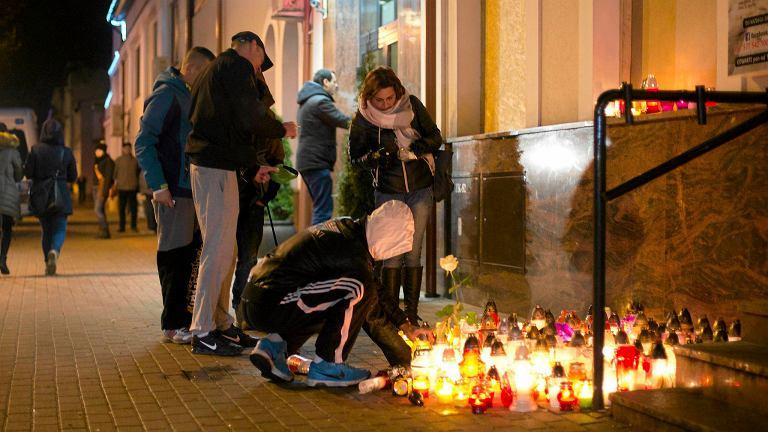Ełk po zamieszkach związanych z zabójstwem mieszkańca tego miasta przez obcokrajowców