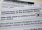 Wielka Brytania: Powa�na awaria rejestru wyborc�w. Nawet 100 tys. ludzi pozbawionych prawa g�osu