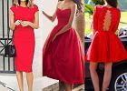 Czerwone sukienki na lato - przegląd najładniejszych modeli!