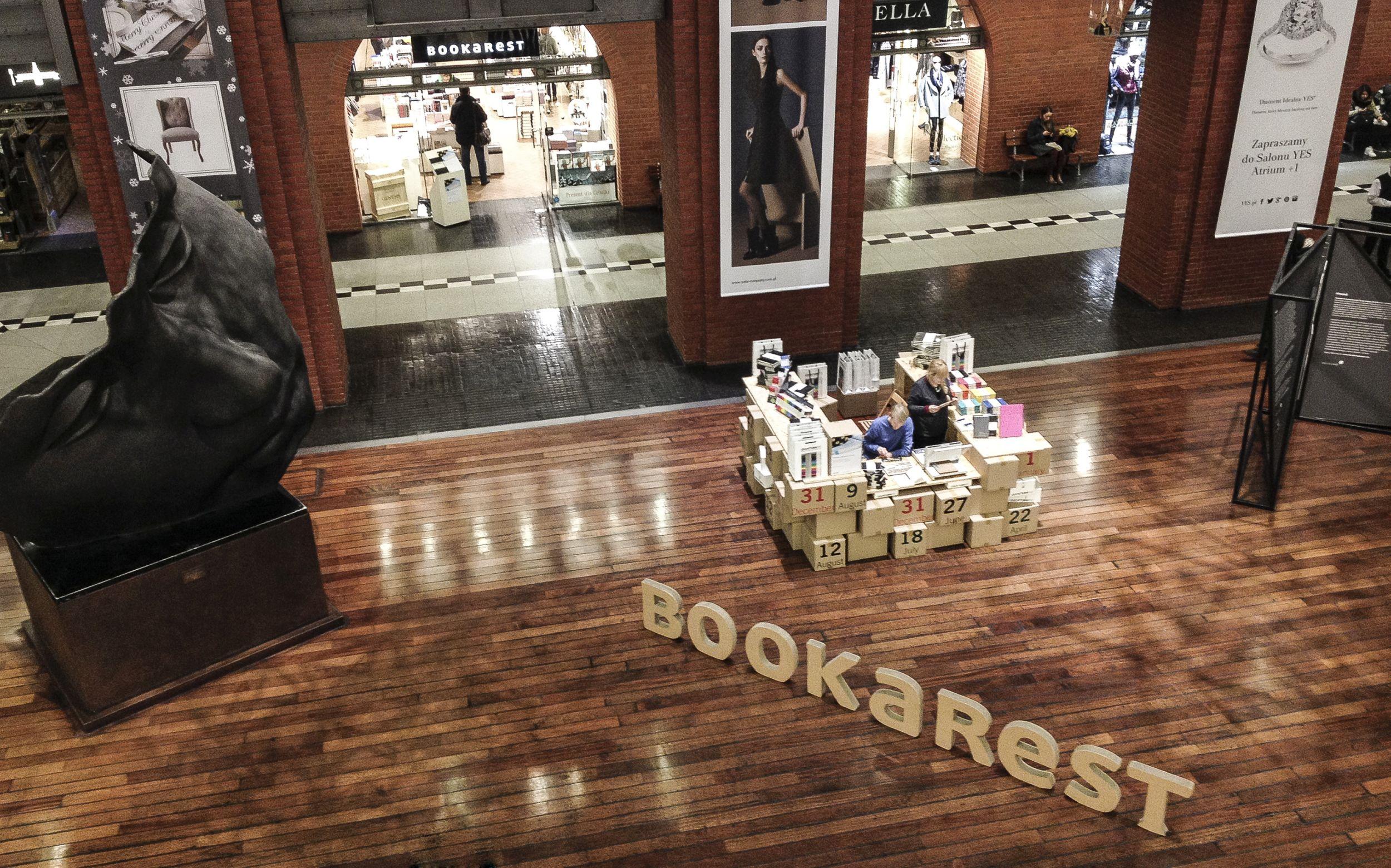 Bookarest (fot. materiały promocyjne)