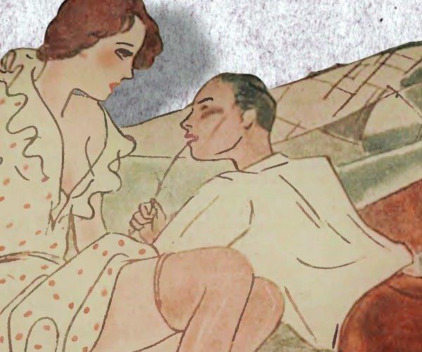 �ycie seksualne naszych pradziadków. Cnot� najcz�ciej tracili ze... s�u��cymi