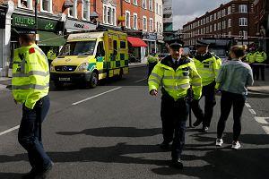 Po ataku w Londynie: policja zatrzymała 18-latka. Ma mieć związek z wybuchem w metrze