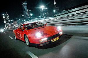 Ferrari Testarossa | Test | Nocne espresso