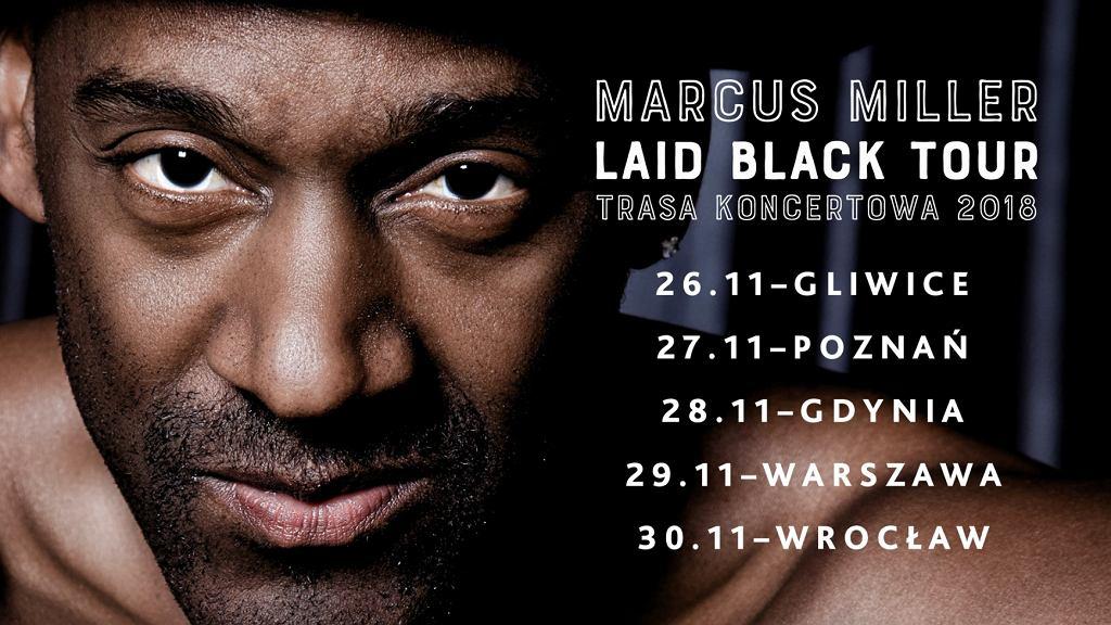 Marcus Miller Laid Back Tour