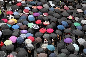 Czarna środa. Gdzie kobiety protestują przeciw planom utrudnienia dostępu do aborcji [MAPA]