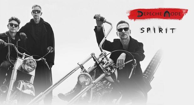 Depeche Mode 'Spirit'