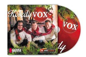 """""""Gazeta Wyborcza"""" z p�yt� """"VOX. Kol�dy"""""""