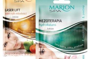 Inspirowane medycyn� estetyczn�: domowe zabiegi piel�gnacyjne Marion