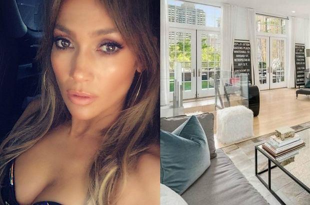 """Jennifer Lopez wystawiła na sprzedaż swój apartament na Manhattanie. Jak donosi """"The New York Times"""" można go nabyć za 27 milionów dolarów, czyli za około 100 milionów złotych. Piosenkarka chce się pozbyć luksusowego apartamentu o powierzchni 650 metrów kwadratowych, ponieważ prawdopodobnie planuje zamieszkać ze swoim partnerem, którym od jakiegoś czasu jest Alex Rodriguez.   Spójrzcie na te wnętrza. Zamieszkalibyście w takim apartamencie?"""