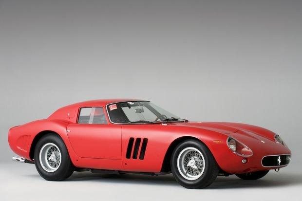 Najdro�sze Ferrari na �wiecie