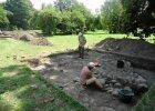 Odkopuj� XV-wieczny zamek w Sierpcu. Znajd� jeszcze drugi?