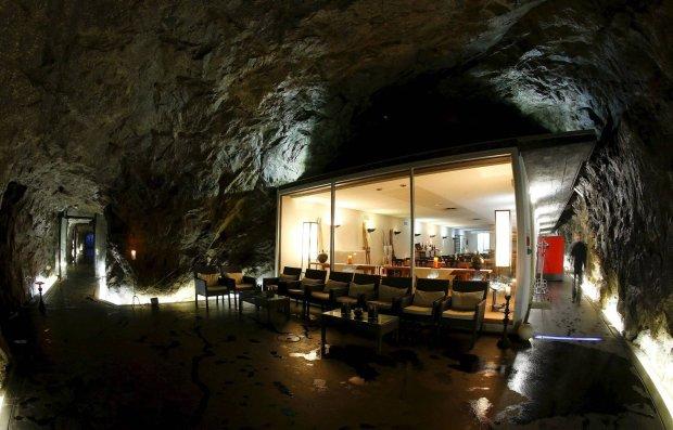 Zdjęcie numer 0 w galerii - Drugie życie szwajcarskich bunkrów wojskowych
