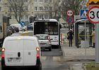 Autobusy MZK nie b�d� ju� blokowa� aut na Gagarina?